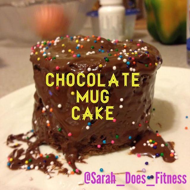 chocolatemugcake